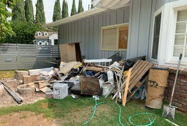 Yard Waste and Debris Removal
